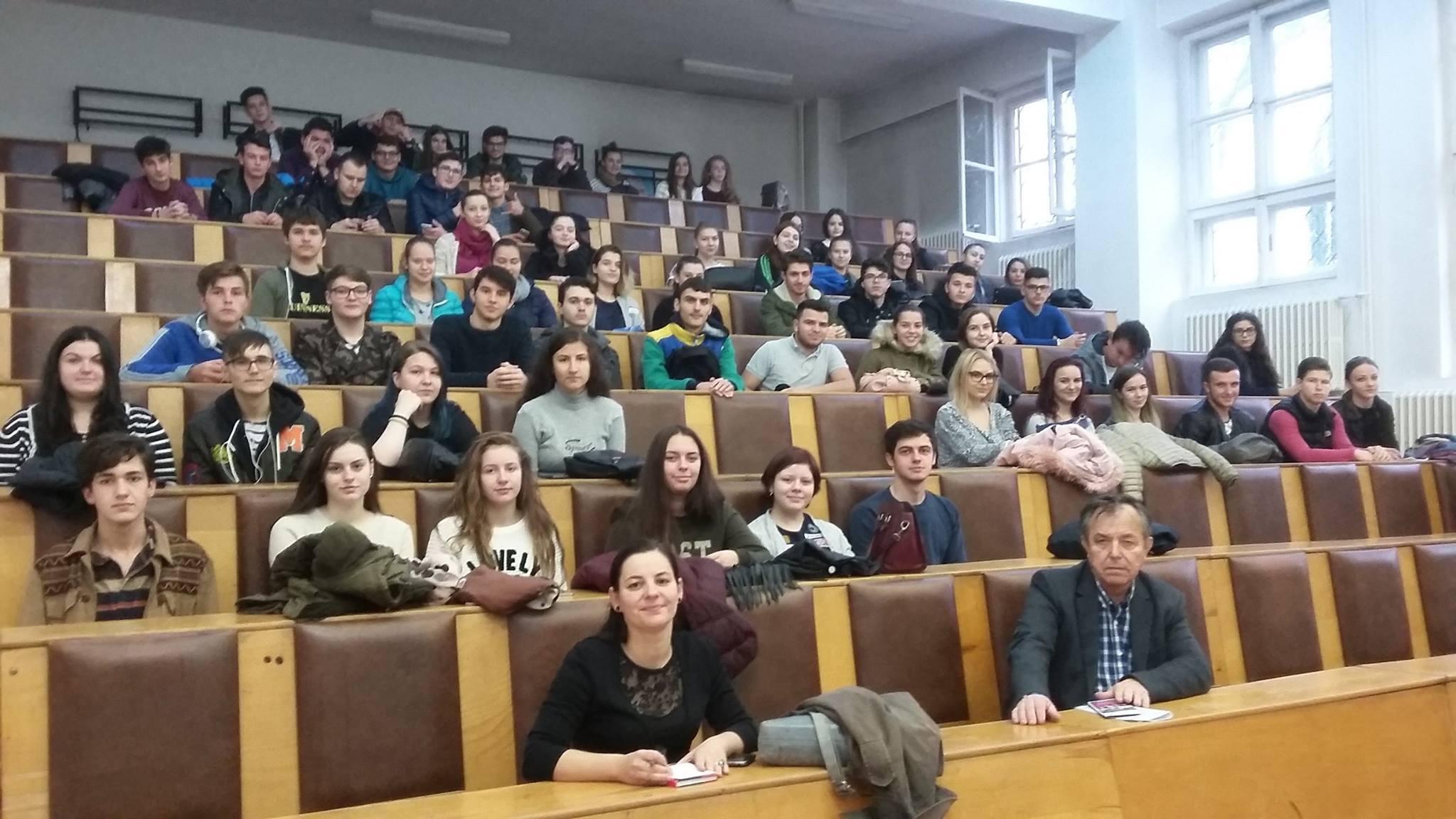 Deschiderea anului universitar 2017-2018