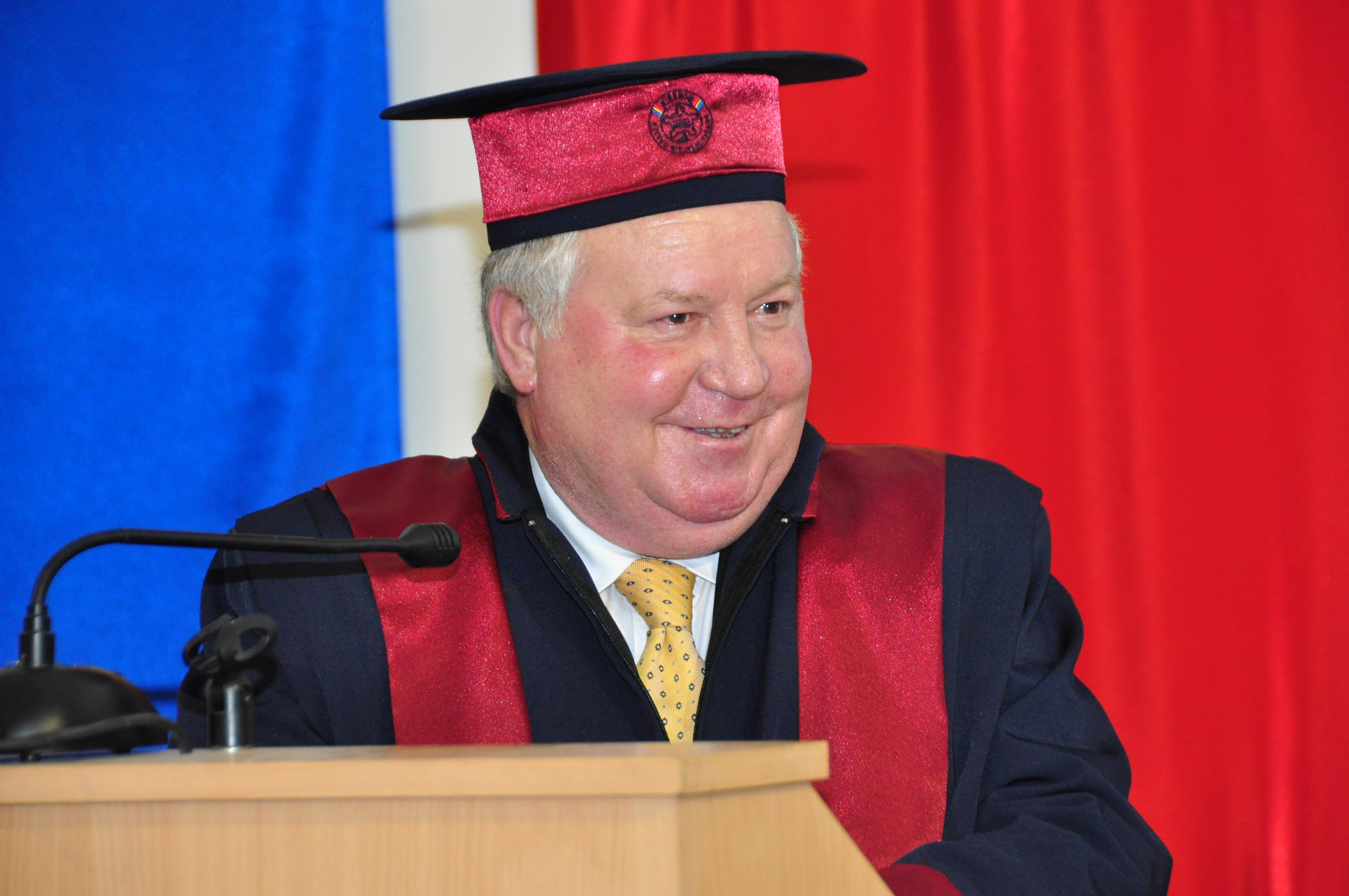 Doctor H.C. Prof.dr. Ioan TALPOȘ
