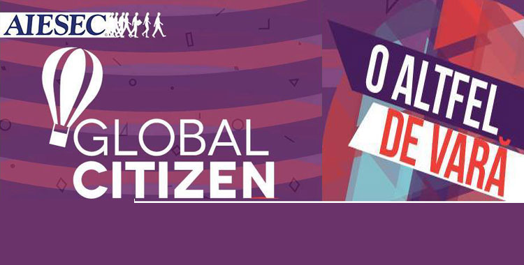 AIESEC Oradea - Programul Global Citizen