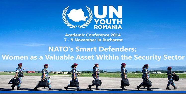 NATO's Smart Defenders Academic Conference:  Women as a Valuable Asset within the Security Sector