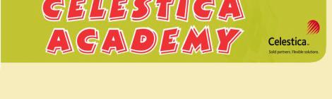 Programe pentru studenti oferite de SC CELESTICA - Inscrieri pana in 27 februarie 2015
