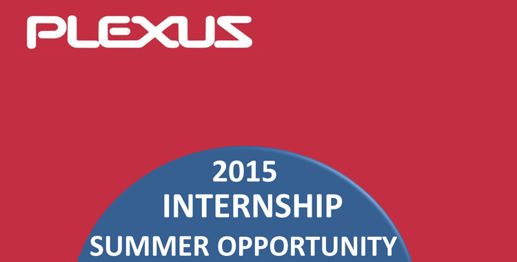PLEXUS Internship 2015