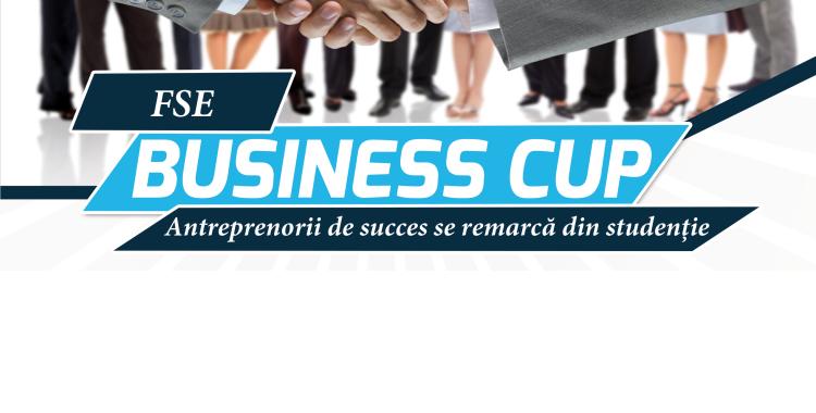 Finala FSE Business Cup 15 decembrie 2016