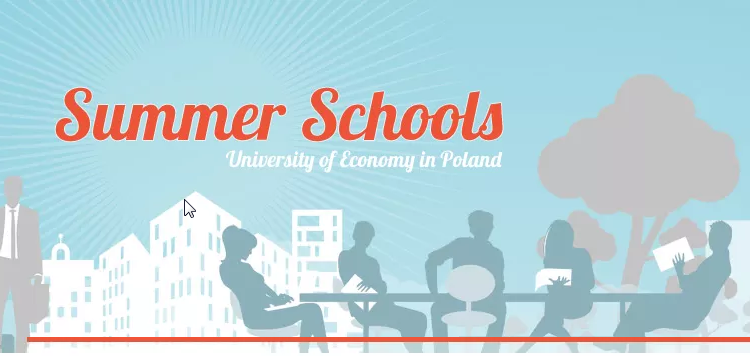 Invitatie Summer Schools Polonia