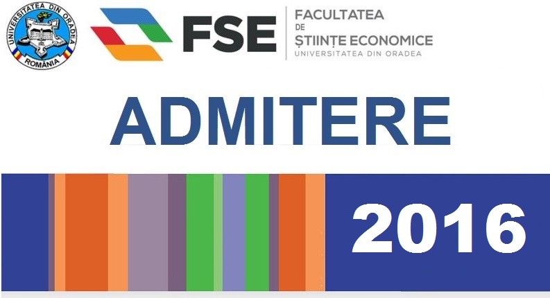 Admitere 2016_FSE