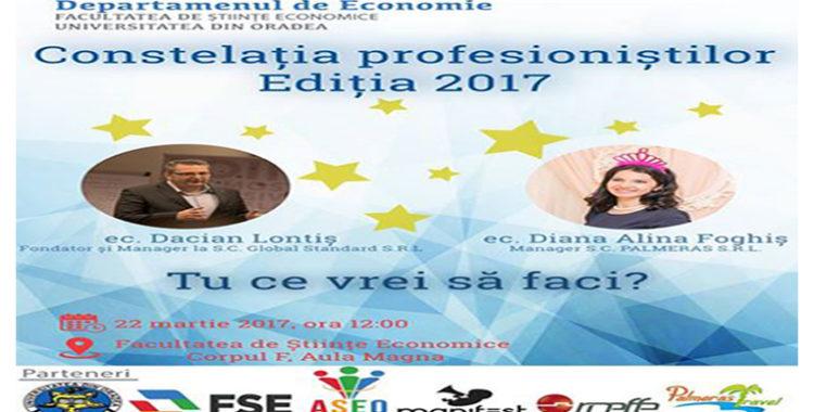 Constelatia profesionistilor FSE 2017