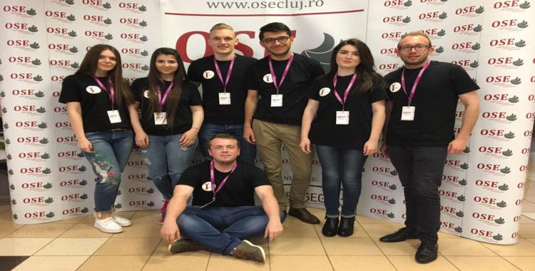 Studenții economiști orădeni la CNSER 2017- o experiență de neuitat
