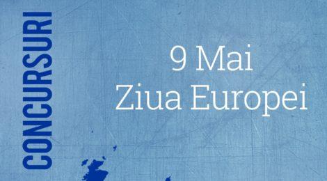 9 Mai, ziua Europei - concursuri 2018