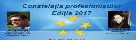 Constelatia profesionistilor 2017 (II)