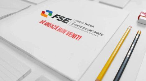 Deschiderea anului universitar la FSE