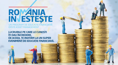 Conferinta Romania Investeste - eveniment de educatie financiara