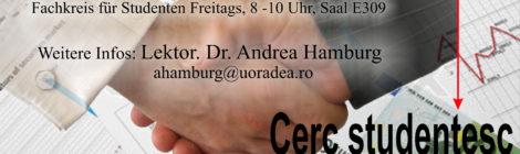 Cerc de limba germană pt. scopuri profesionale