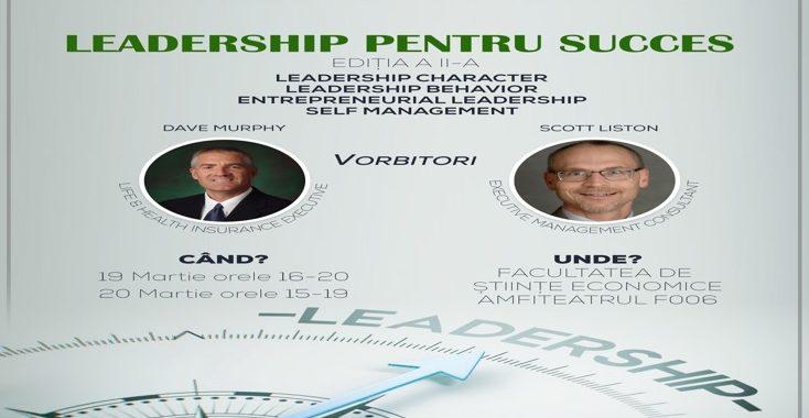 Seminar Leadership pentru succes