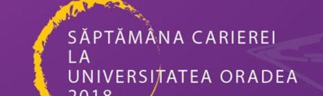 Săptămâna Carierei la Universitatea din Oradea