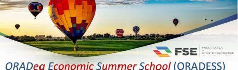 ORADESS - Scoala de vara pentru elevi
