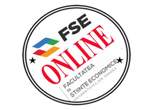 Anunt privind desfasurarea online a activitatii didactice la Facultatea de Stiinte Economice