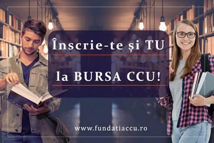 Bursa de Merit CCU